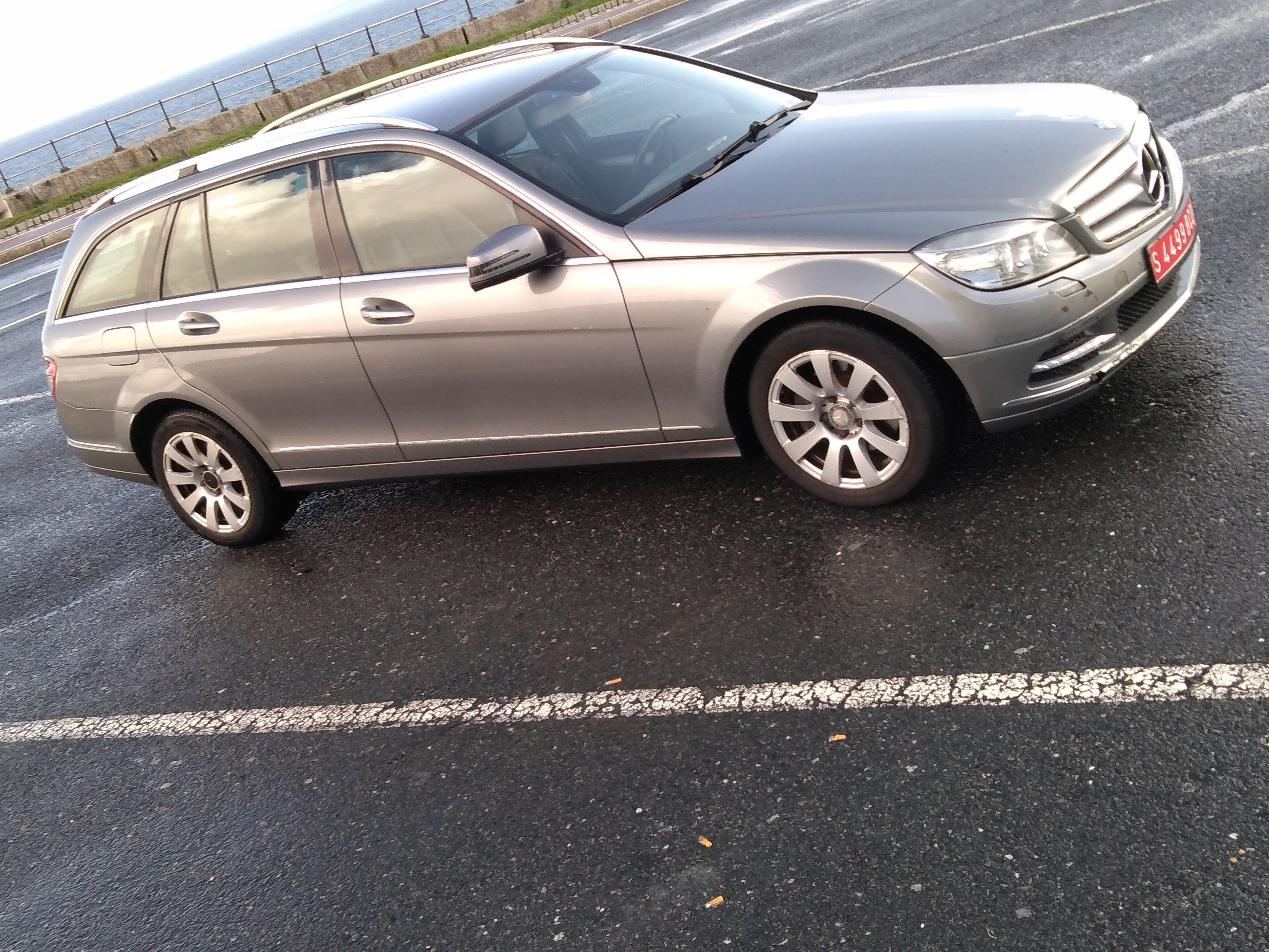 Mercedes C220 CDI Estate 170CV 2011 420.000 km Deutsch