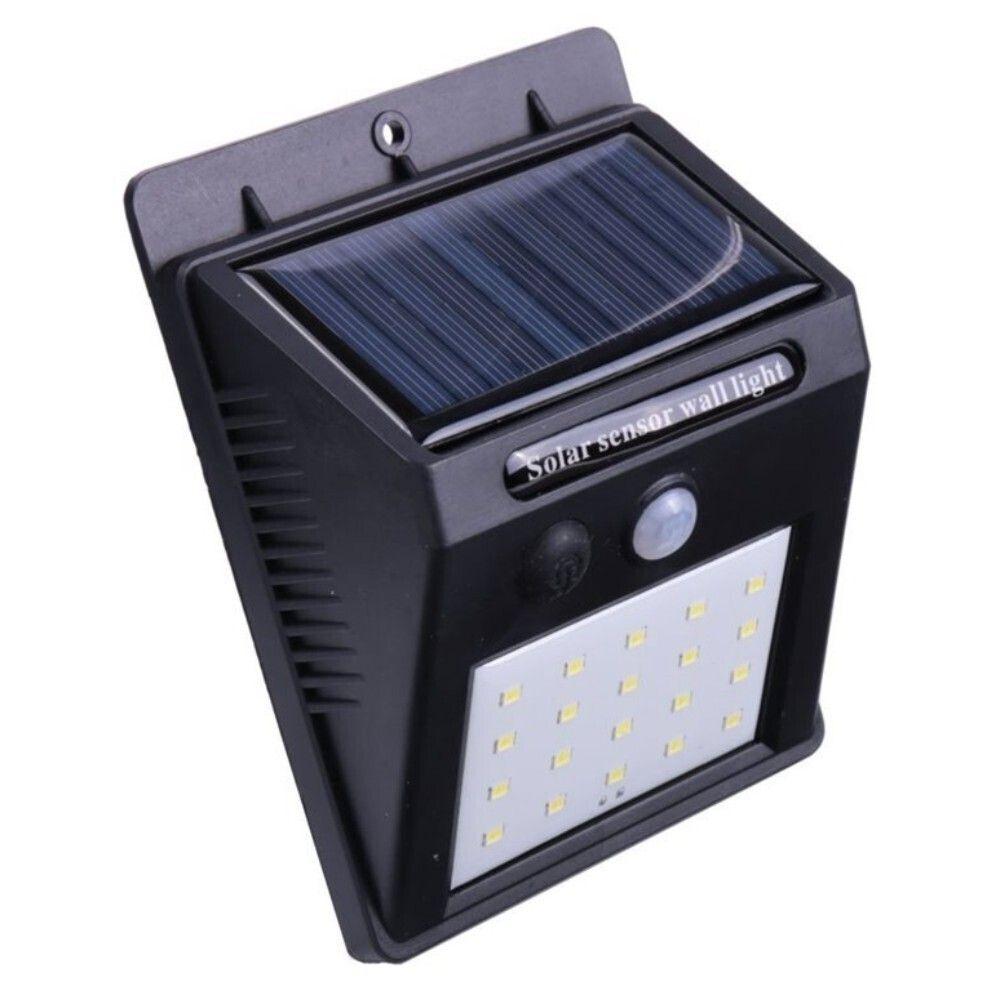 10 Einheiten wenden Solar 20LEDs (новый)
