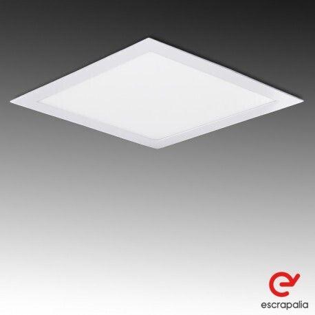 12 Einheiten LED-Panel 25W Square Extra Flat (Neu)