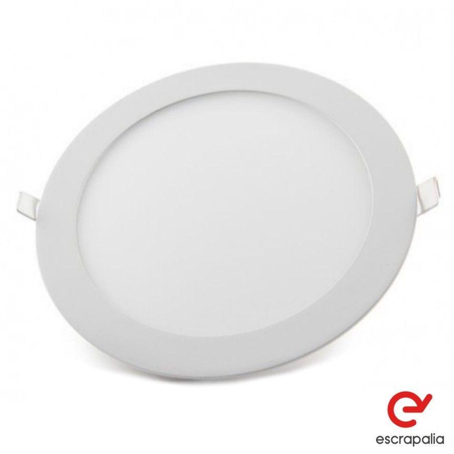 20 Einheiten LED Panel 20W Circular Extra Flat (Neu)