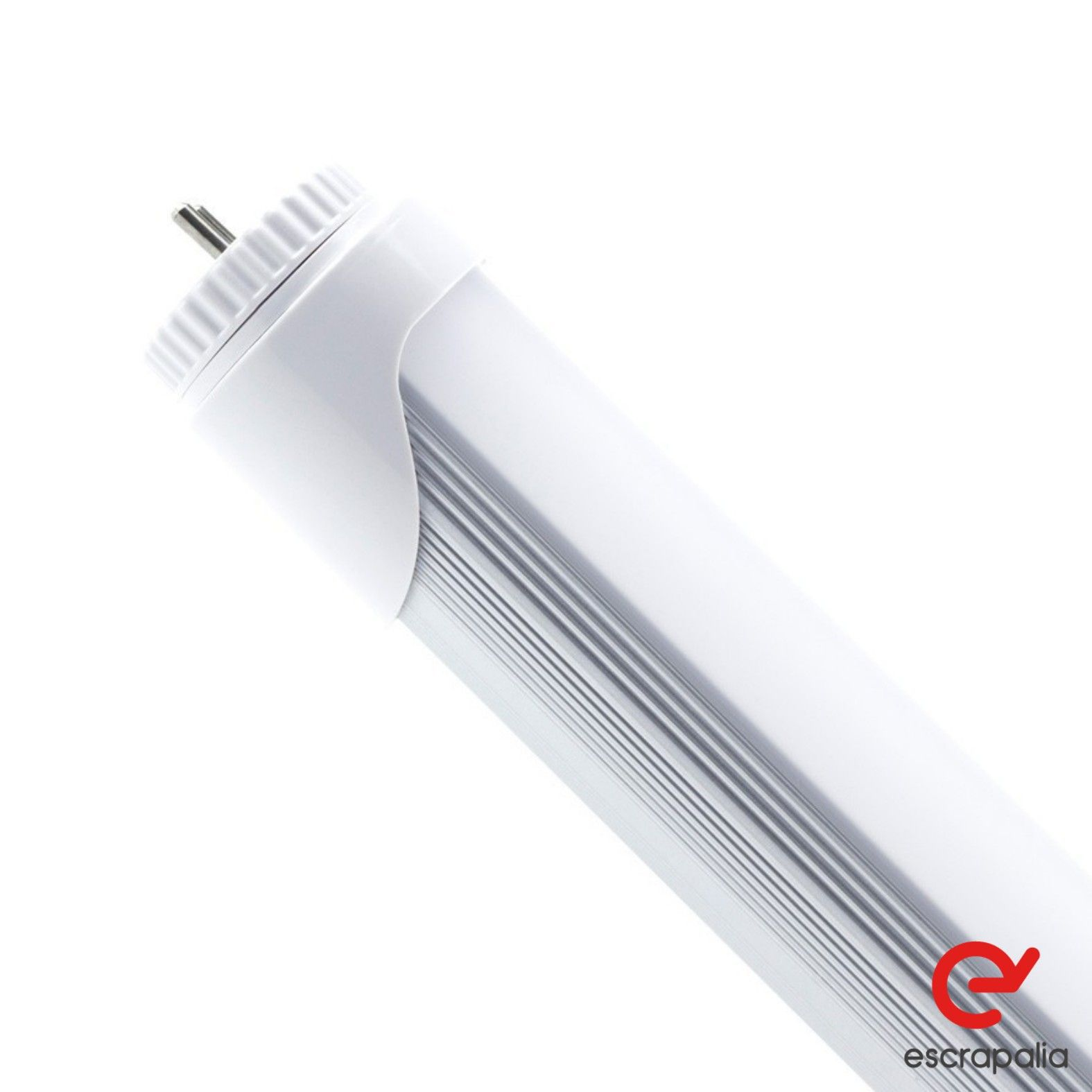 10Uds LED Tube 120cm 18W 1710Lum Rotary Head (Neu)