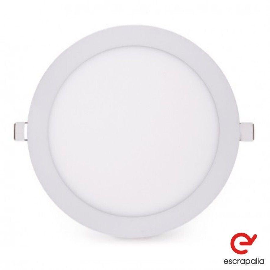 16 Einheiten LED-панель 20 Вт, круговая тонкая линия (Neu)