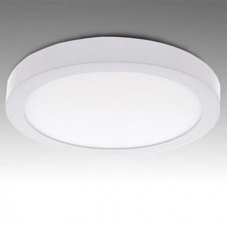 10 Einheiten runde LED-Deckenleuchte 24 Вт (новый)
