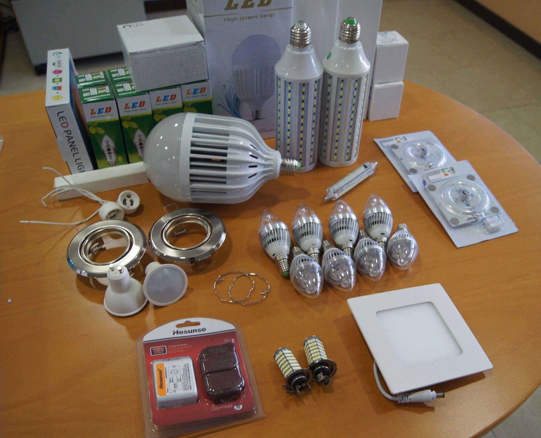 Los mit 24 Elementen für LED-Beleuchtung (neu)
