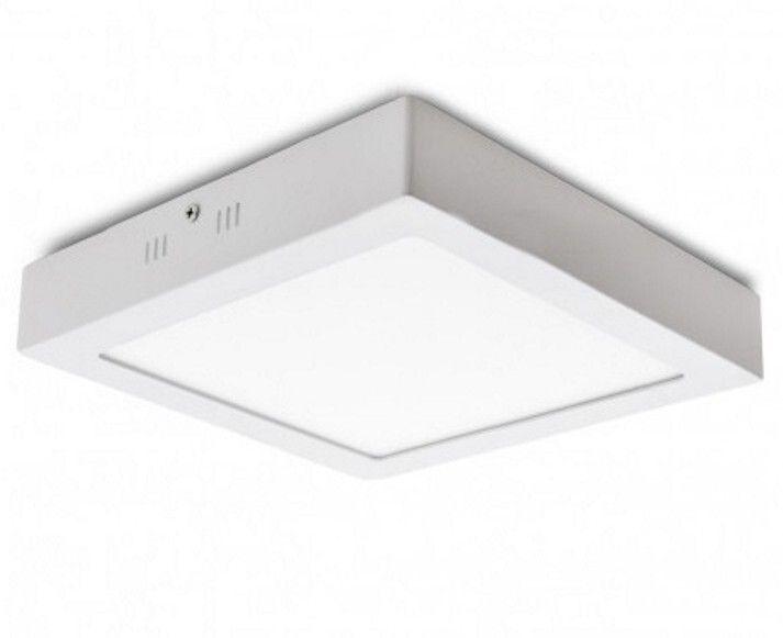 10 Einheiten 24W LED-Deckenleuchte mit quadratischer Oberfläche (neu)