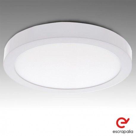 5 Einheiten LED Deckenleuchte 24W Oberfläche