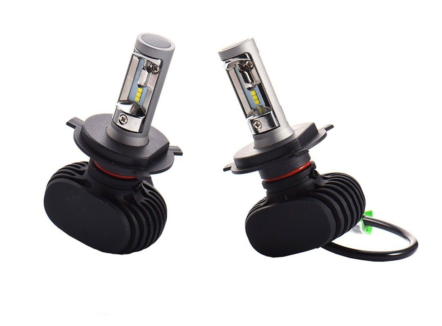 4 Einheiten LED-Lampe H7 12V 20W für Auto oder Motorrad (Neu)