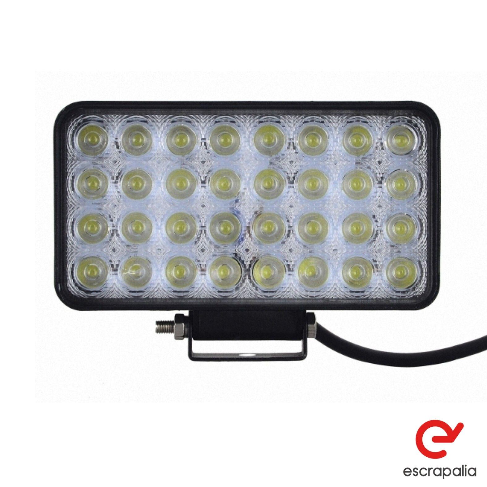 LED-Arbeitslicht 12V 96W IP67 für Fahrzeuge und Maschinen (neu)