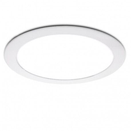12 Einheiten 25W rundes откидная LED-панель (neu)
