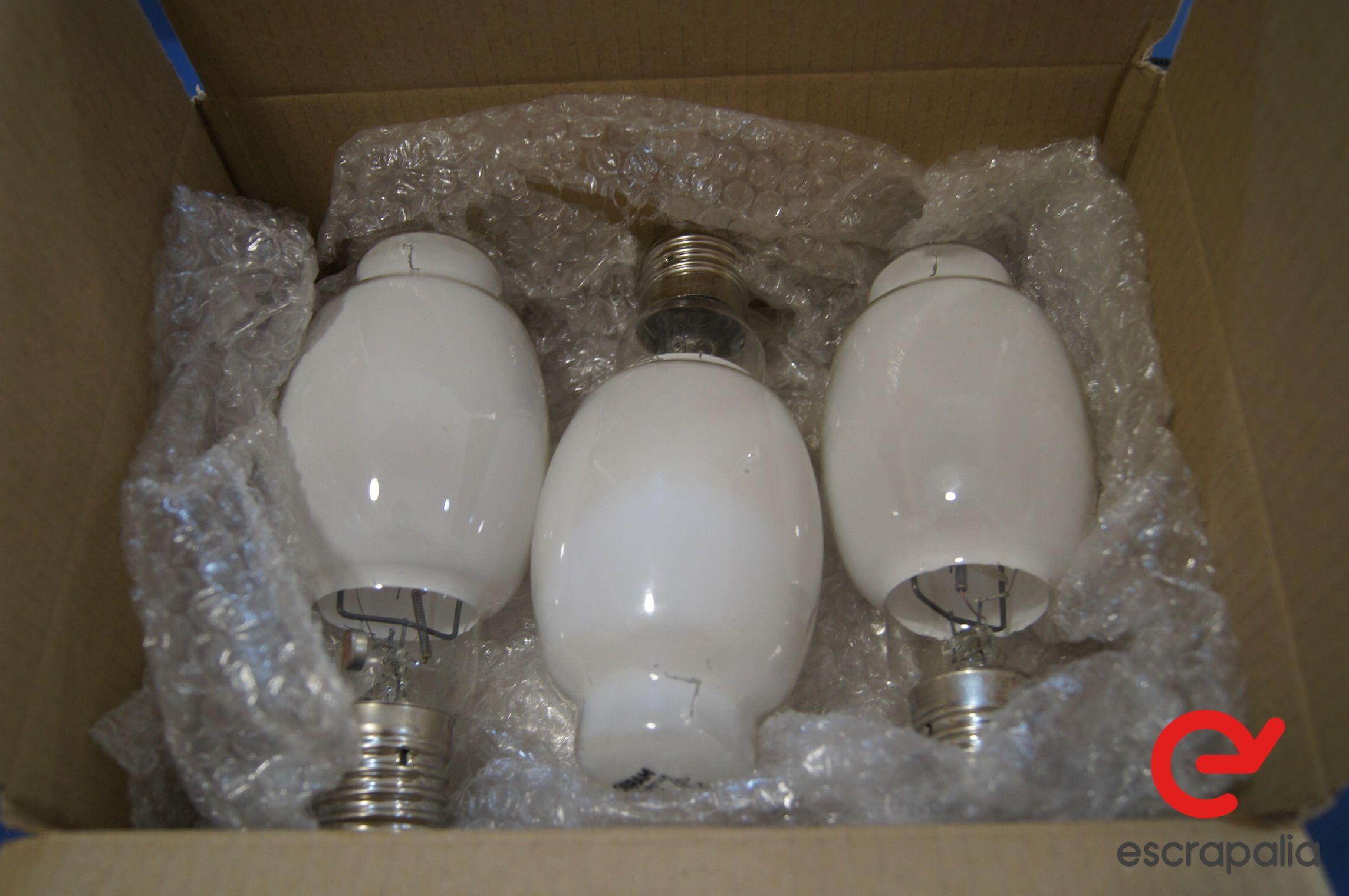 3 Einheiten E40 HQI-E-250W Glühlampe