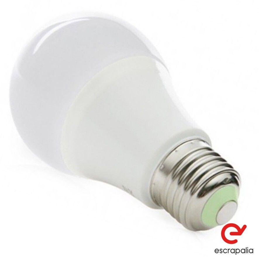 25 Einheiten LED-Lampe E27 10W Esferica Opalina (Neu)