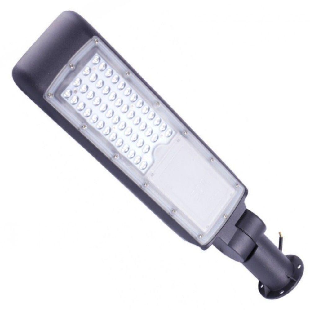 3 Einheiten LED Straßenlaterne 50 Вт 5000Lum Weiß für IP65 (новый)