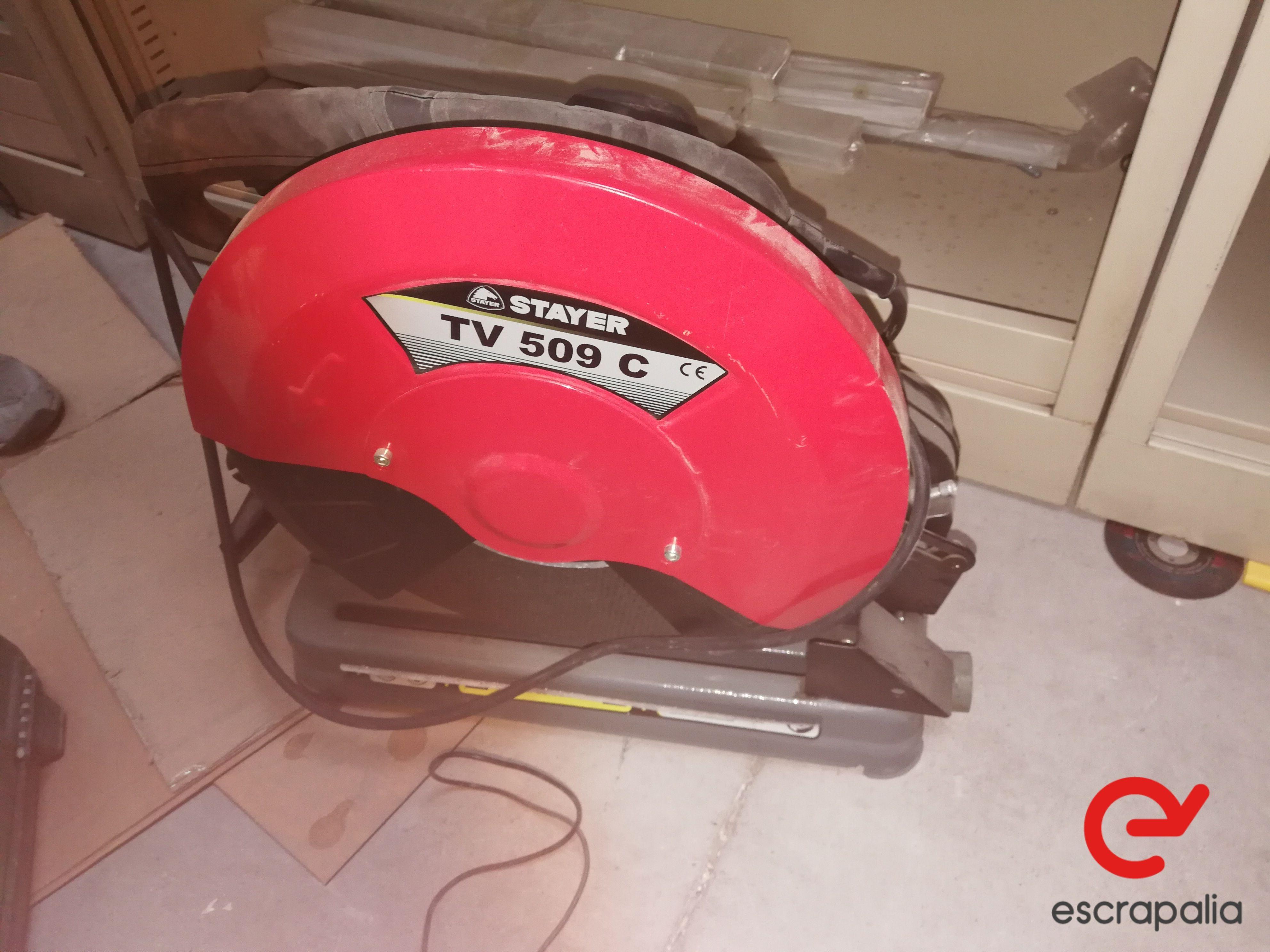 Zerspanungsmaschine Stayer TV 509 C. Lot 037