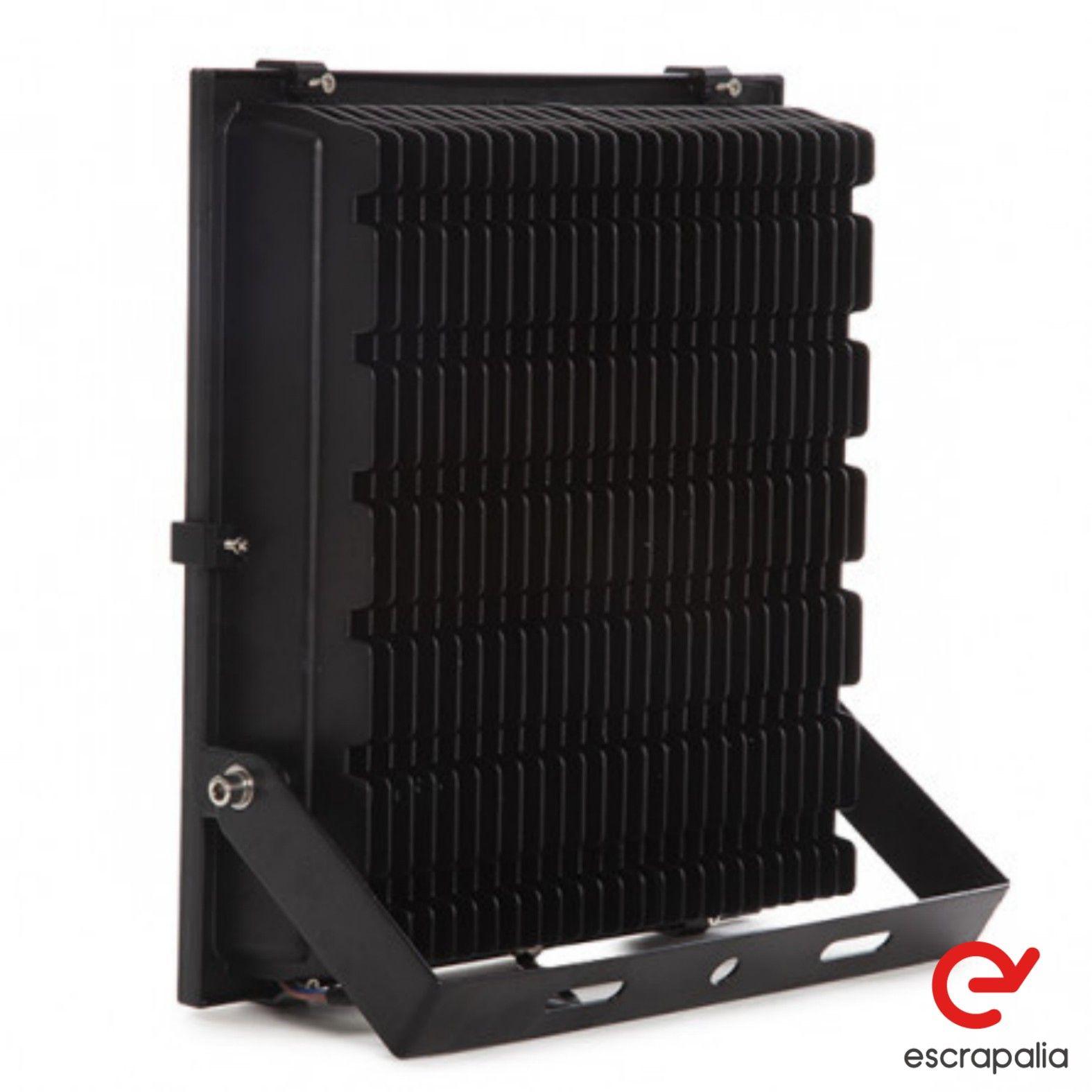 2 EINHEITEN LED PROJEKTOR 100W PROFESSIONAL IP65 (NEU)