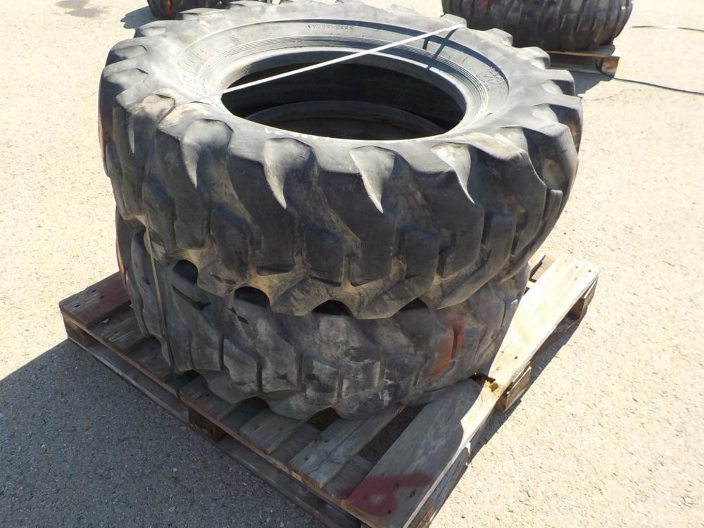 15.5-25 Firestone-Reifen (2 von)