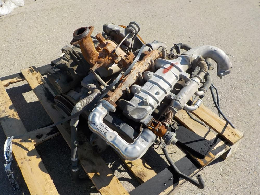 Fiat Ducato 2.0TDI 85cv Motor
