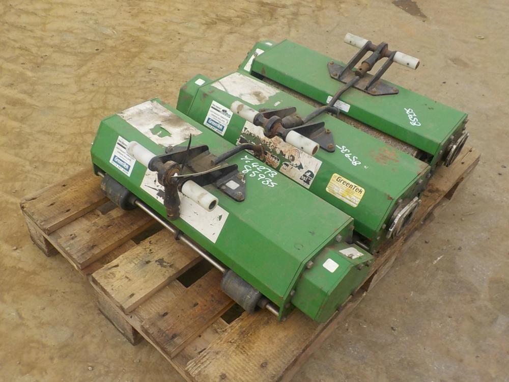 LOS Nr. 1836 - Vibrationswalzen für John Deere 2500 Green Machine (3 von)