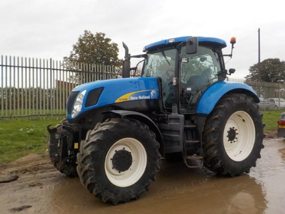 LOS Nr. 0748 - 2010 New Holland T7050