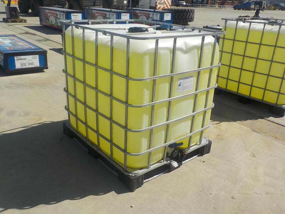 1000 Liter chemische Wäsche