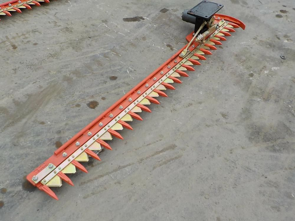 Unbenutzte Kubota Hydraulic 1.8m Fingermäher für Bagger
