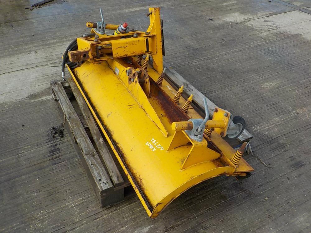 Hydraulisches Bulldozerblatt passend zum Traktor