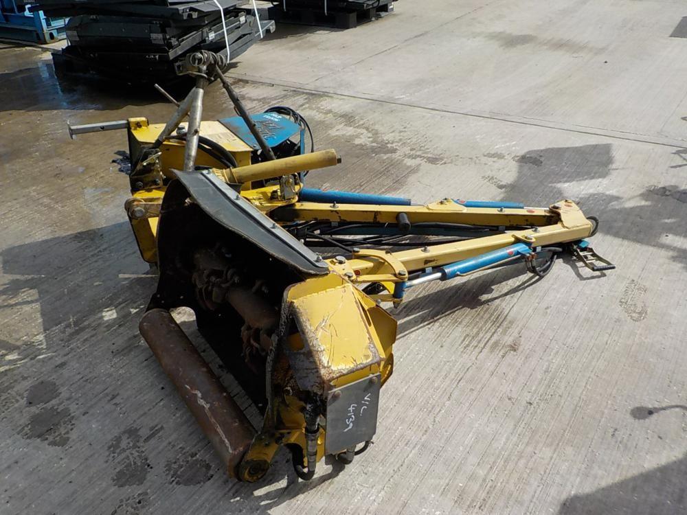 Port Agric M250 PTO-angetriebener Schlegelarm für 3-Punkt-Gestänge