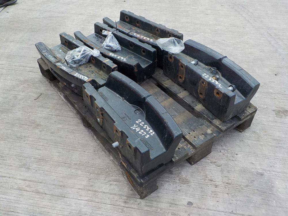 Palette von New Holland Front Weight Carrier (5 von)