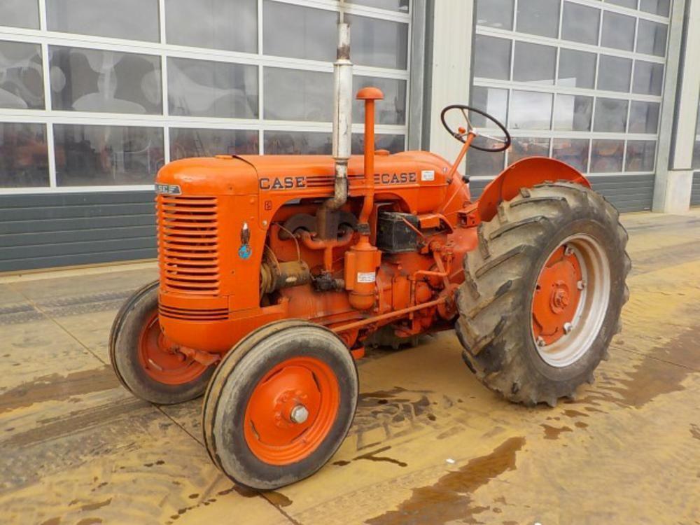 Fall 2WD Traktor