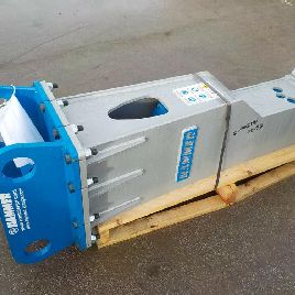 Unused 2018 Hammer HM1000 Hydraulic Breaker to suit 16-27 Ton Excavator - AH80013