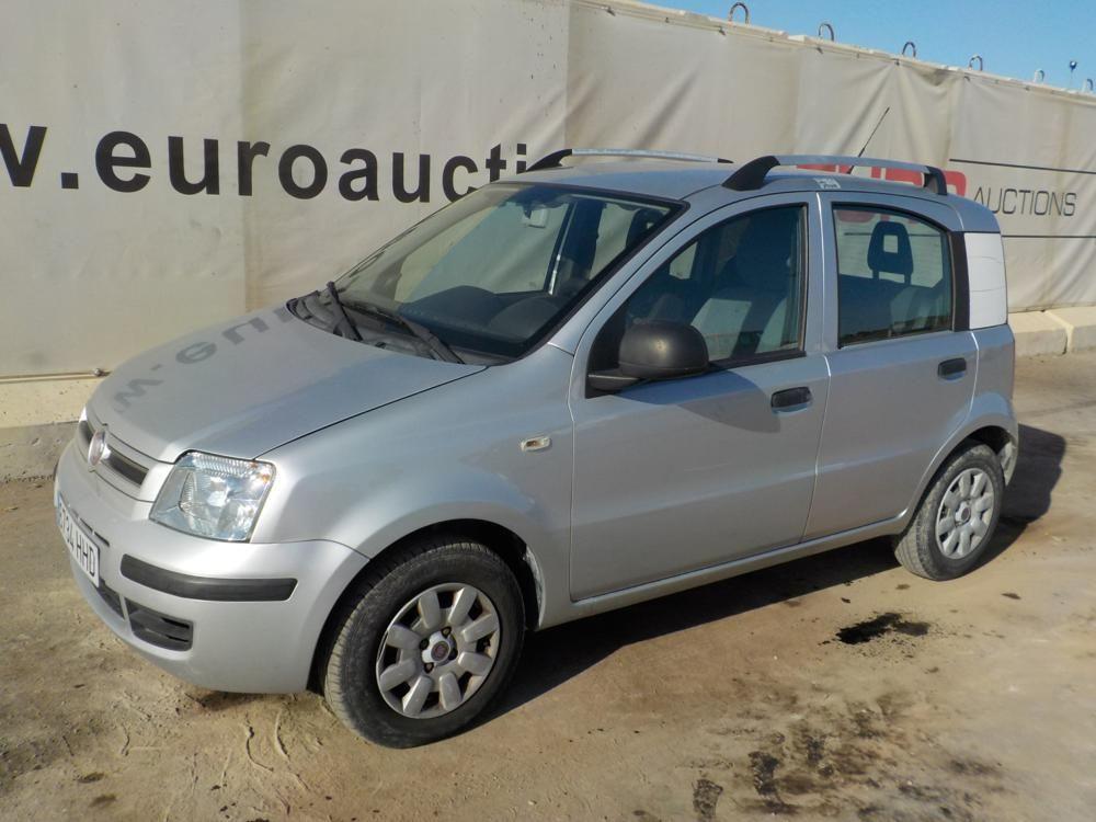 2011 Fiat Panda