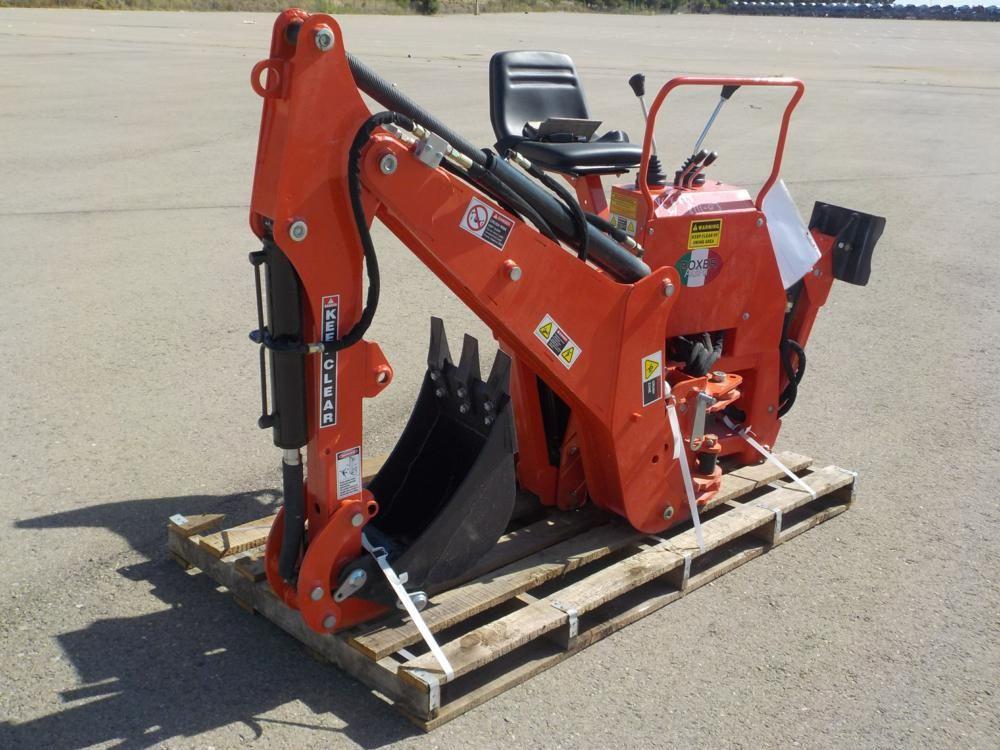 Unbenutztes Agri Boxer-Anbaugerät passend zum Traktor