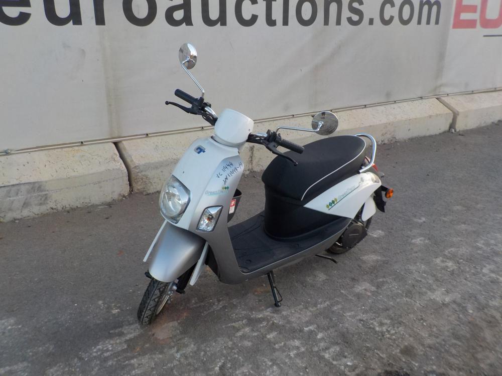Green Trans Electrical Scooter (Nicht registrierte spanische Dokumente für die Registrierung und Kon