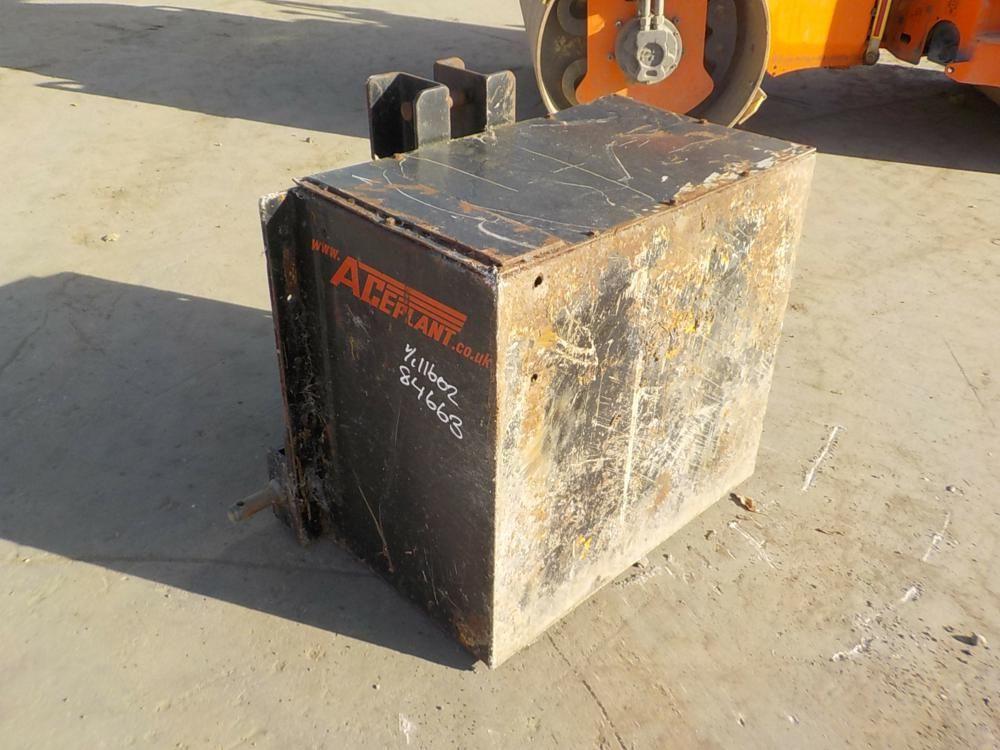 LOS Nr. 1792 - Gewichtsbox für 3-Punkt-Verbindung
