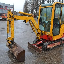 2008 Yanmar SV15 Rubber Tracks, Blade, Offset, QH, Piped c/w Bucket (Declaration of Conformity and Manuals Available) - AYR0SV15C8Q101862