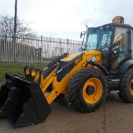 2012 JCB 4CX P21 4WS Turbo Powershift Sitemaster chargeuse-pelleteuse, SRS, QH, Piped - JCB4CXAPP02107863