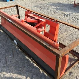 Unused Blade to Suit Skidsteer Loader - 8223-21