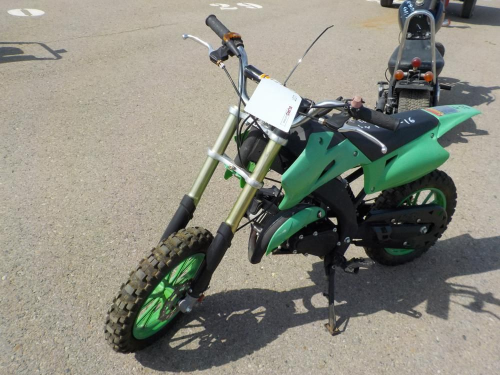 Benzin Mini Bike