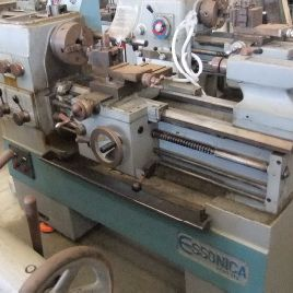 ESSONICA lathes 180x800