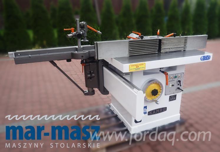 Angebot für KAMRO FM 2 Fräsmaschine, Holzfräsmaschine