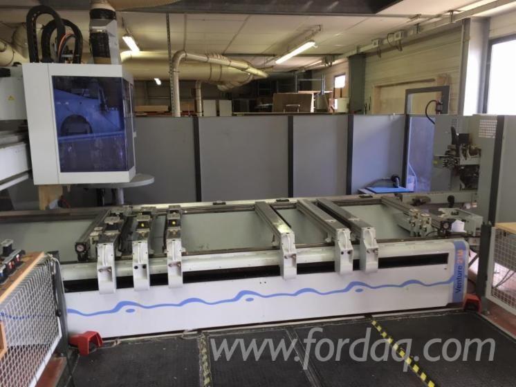 Gebrauchtes HOMAG Venture 21M 2009 CNC-Bearbeitungszentrum Zu Verkaufen Frankreich
