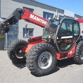 Manitou MLT 731 LSU Turbo Telescopic Loader