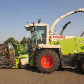 CLAAS JAGUAR 850 ALLRAD Self-propelled forage harvesters