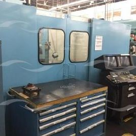 Hurco Model BMC-40 CNC Machining Center. SN: BL8003119A. Believed to be from Late 1980's. Removal is by appointment onl ...