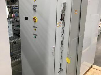 Stromverteilungseinheit Modell Nexus RUCVD C-1, 208 V, 400 A, 3-phasig. (Geräte-ID 3409182)