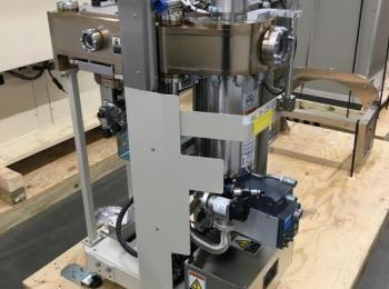 Anelva Sputtering System umfasst: Anelva Modell P-876CA-B Cryopump Kompressionseinheit, CTI Cryopump