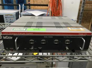 LeCroy Modell 10K FC003MA CATC 4G Protokoll Analysator, s / n NP000058, um Modell FC003MA 4G Fibre C