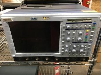 LeCroy Modell DDA-260 Plattenlaufwerk-Analysator, s / n 1087, einzelnes 16GS / S @ 64MPTS, Viererkab