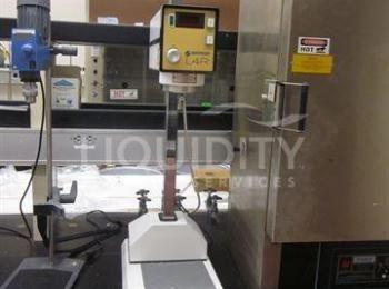 3 Ea. Laborausrüstung zu umfassen: (1) Silverson Modell L4R Heavy Duty Emulgator, 110-115V, sn. 1064