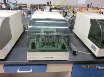 MoCon OX-Tran 2/20 SL Sauerstoffdurchlässigkeit, 120VAC, 50 / 60Hz, sn. 0695R083