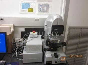 Veeco WYKO NT1100 Optisches Profilsystem mit (1) Objektiv 1X10; und Fernsehbildschirm, Stage Driver